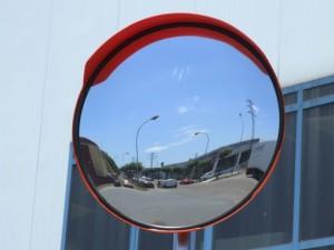 espejos antivandálicos